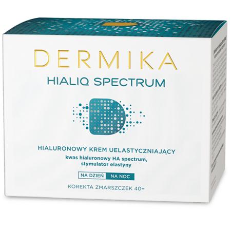 DERMIKA HIALIQ SPECTRUM, KREM UELASTYCZNIAJĄCY 40+, 50 ML.
