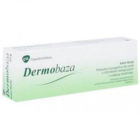 Dermobaza - KREM tłustyj, 25 g.