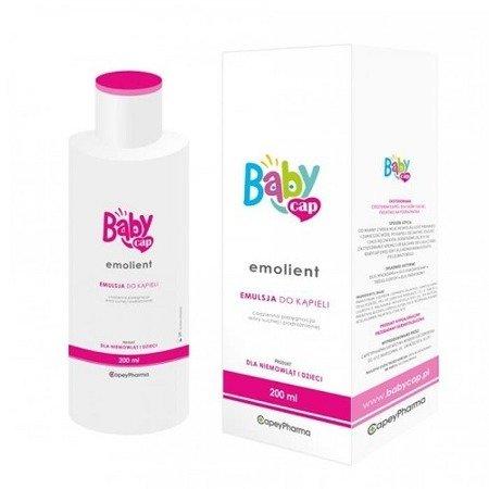 BabyCap, EMULSJA do kąpieli, 200 ml.