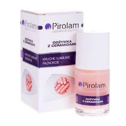 Pirolam Odżywka do paznokci z Ceramidami, 11 ml.