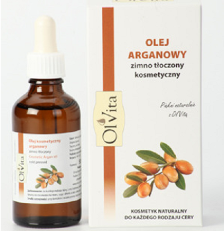 Argan oil, 50 ml. Olvita