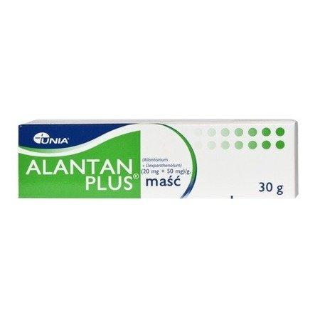 Alantan Plus - MAŚĆ, 30 g.