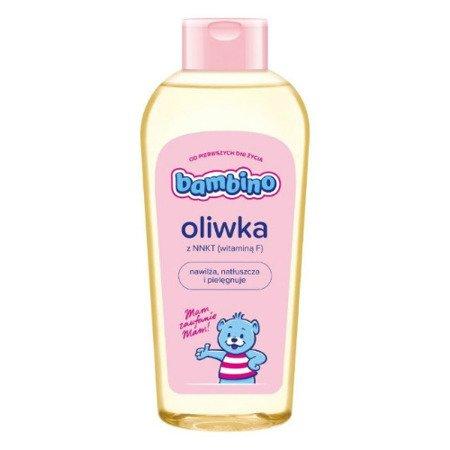 Bambino - OLIWKA dla dzieci i niemowląt, opakowanie 150 ml.