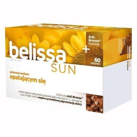 Belissa sun, 60 tabletek.