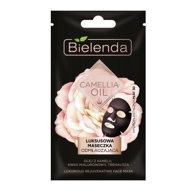 Bielenda Camellia Oil, MASECZKA odmładzająca, 1 szt.
