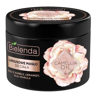 Bielenda Camellia Oil, MASŁO do ciała, 200 ml