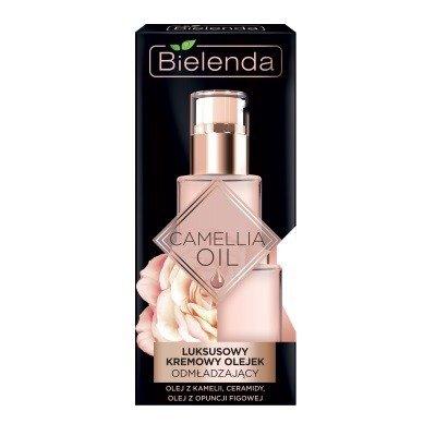 Bielenda Camellia Oil, OLEJEK odmładzający, 15 ml