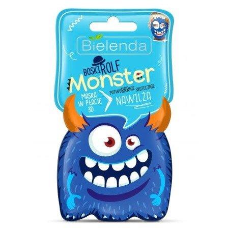 Bielenda Monster, MASECZKA w płacie BOSKI ROLF, 1 sztuka