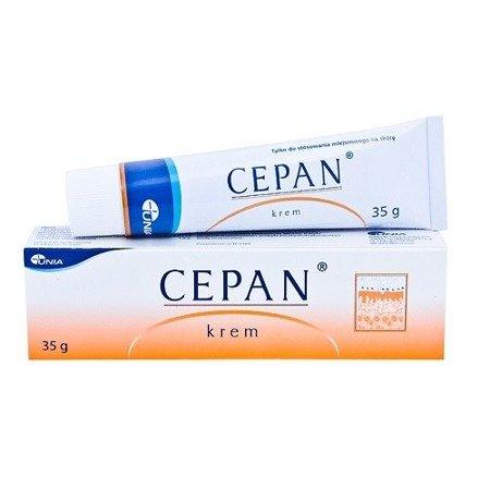 Cepan - KREM na blizny, 35 g.