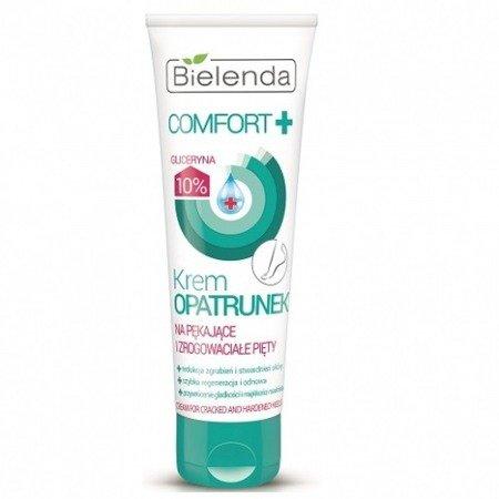 Comfort+ - Krem OPATRUNEK na pękające i zrogowaciałe pięty, 100 ml.