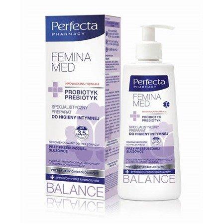 DAX Pharmacy - Perfecta Femina - ŻEL do higieny intymnej BALANCE, 300 ml.