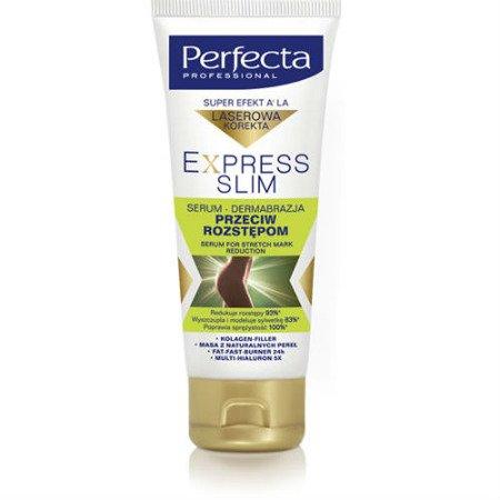 Dax - Perfecta Express Slim - SERUM-dermabrazja przeciw rozstępom, 200 ml.