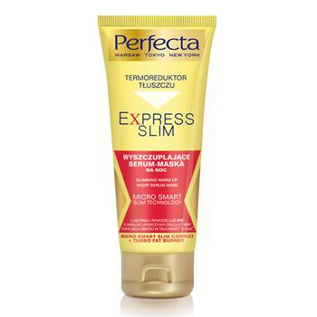 Dax - Perfecta Express Slim - Wyszczuplające SERUM-MASKA na noc, 200 ml.