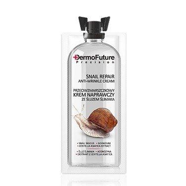 DermoFuture Precision, KREM ze śluzem ślimaka, 12 ml.