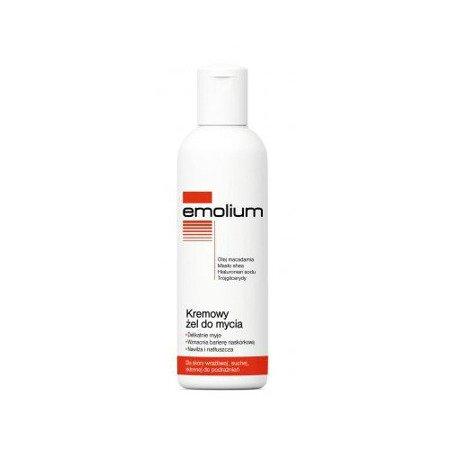 Emolium - kremowy żel do mycia, 200 ml.