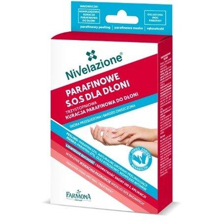 Farmona Nivelazione, KURACJA parafinowa do dłoni, 6+4 g.