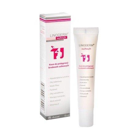 Linoderm Mama - KREM, 15 ml.(Ziołolek)