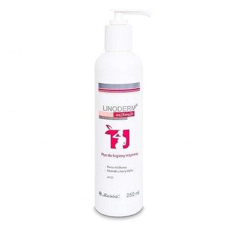 Linoderm Mama - PŁYN do higieny intymnej, 250 ml.