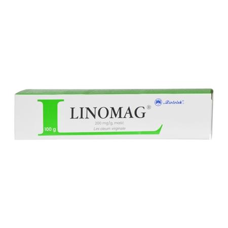 Linomag - MAŚĆ, 100 g.(Ziołolek)
