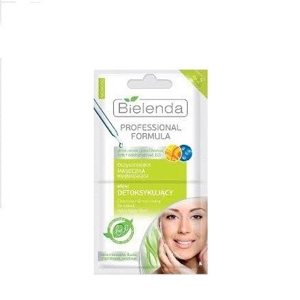 MASECZKA Oczyszczająco - Wygładzająca z efektem detoksykującym, 2x5 g.