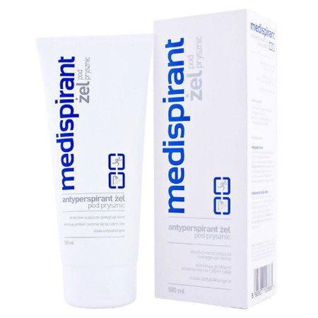 Medispirant - ŻEL pod prysznic, antyperspirant, 180 ml.