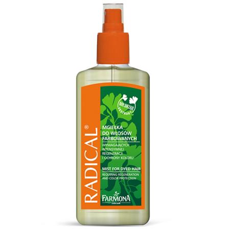 Radical - MGIEŁKA do włosów farbowanych, 200 ml.