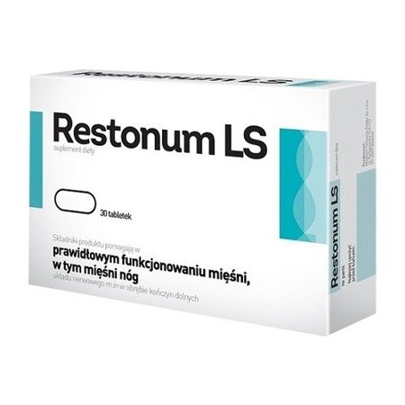 Restonum RLS, 30 tabletek.