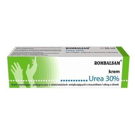 Rombalsam Urea 30% - KREM, 50 ml.