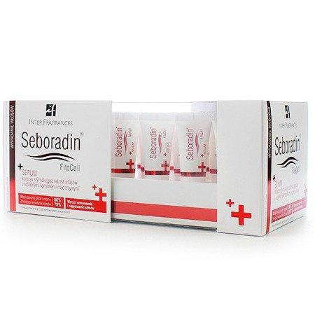 Seboradin FitoCell - serum przeciw wypadaniu włosów, 15 x 6 g.