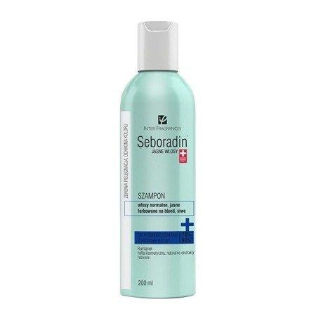 Seboradin - Włosy jasne - SZAMPON, 200 ml.