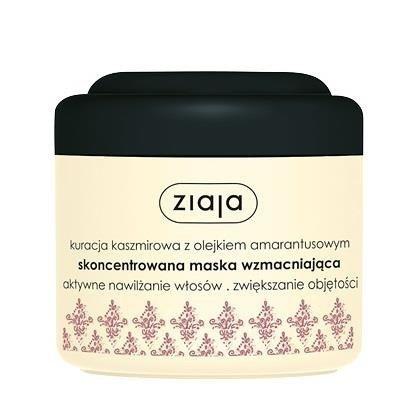 Ziaja - Kaszmirowa - MASKA wzmacniająca, 200 ml.