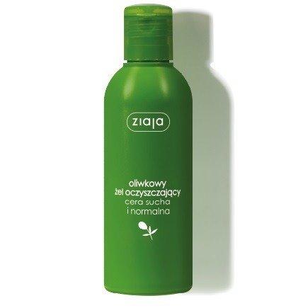 Ziaja - Oliwkowa - ŻEL oczyszczający do twarzy skóry suchej i normalnej, 200 ml.