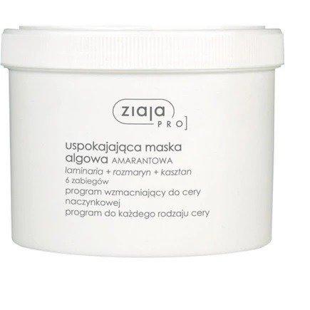Ziaja - PRO – MASKA algowa nawilżająca do cery normalnej, suchej z tendencjami do przesuszania, 155 g.