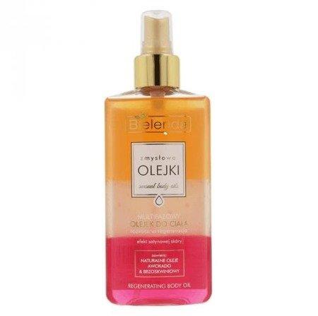 Zmysłowe Olejki - Multifazowy olejek do ciała Rozkoszna Regeneracja, 150 ml.