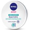 Nivea Baby - KREM hipoalergiczny SOS, 150 ml.