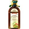 Szampon - Do włosów Tłustych u podstawy i suchych na końcach z Żeń-Szeniem, 350 ml. Green Pharmacy